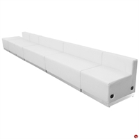 Picture of Brato Contemporary Lobby Lounge Modular 6 Seat Bench Seating