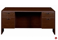 "Picture of 30"" x 60"" Double Pedestal Office Desk Workstation"