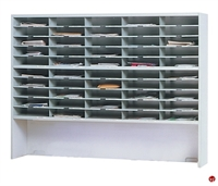 Picture of STROY Steel Overhead Open Slot Mail Sorter Cabinet