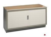 """Picture of STROY 48"""" Tambour Door Storage Cabinet"""