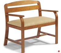 Picture of Flexsteel Healthcare Bariatric Arm Reception Chair