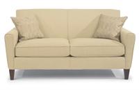 Picture of Flexsteel Healthcare Coronado Lounge Reception 2 Seat Sofa