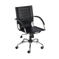 Picture of Contemporary Mid Back Office Conference Chair