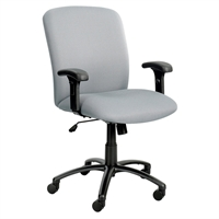 Picture of Big and Tall 500 Lbs High Back Office Task Chair with Adjustable Arms