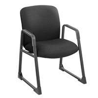 Picture of Big and Tall Guest Side Arm Chair, 500 Lbs