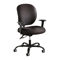 Picture of 24/7 Ergonomic Office Task Arm Chair