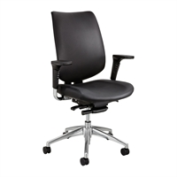 Picture of Contemporary Mid Back Managerial Office Task Arm Chair