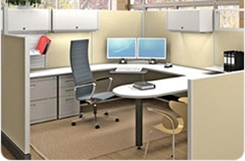 Picture for category Cubicle Panel System