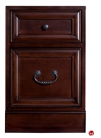 Picture of 2 Drawer Mobile File Cabinet
